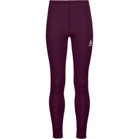 Odlo WARM Pantalon Long Enfant, pickled beet